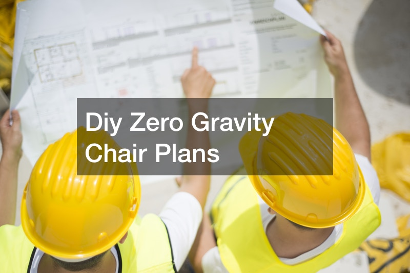 Diy Zero Gravity Chair Plans