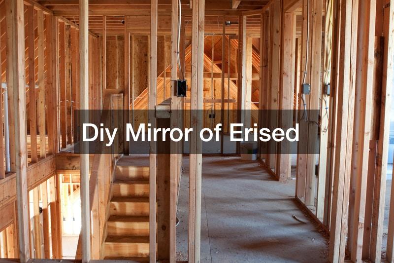 Diy Mirror of Erised