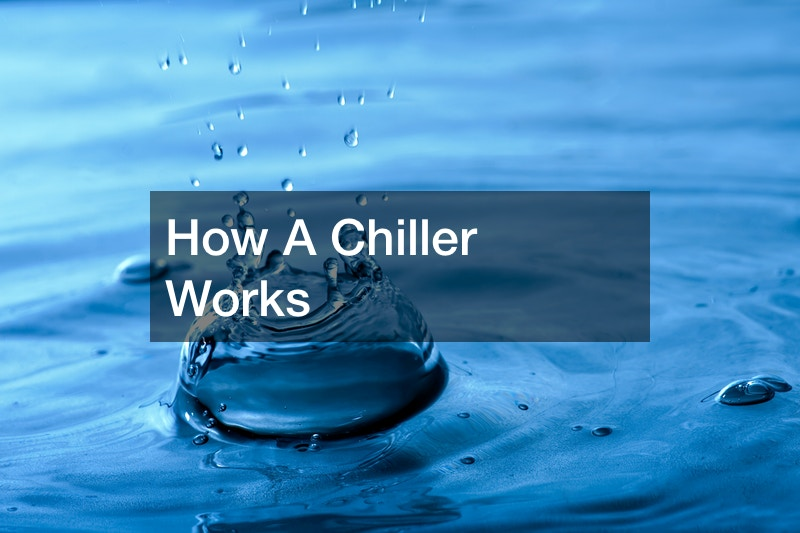 How A Chiller Works