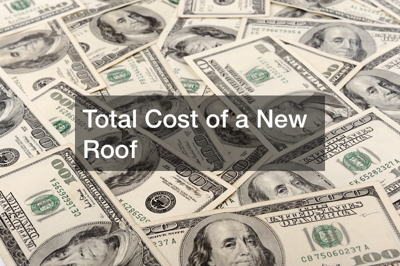Total Cost of a New Roof